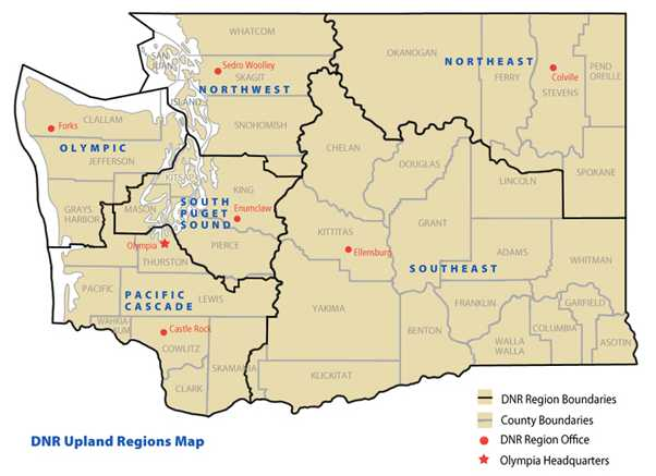 Permits Needed For Recreation In Washington State